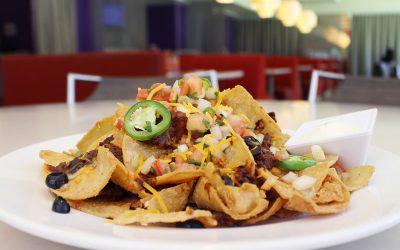 LBLE Lounge Menu - Chili and Cheese Nachos